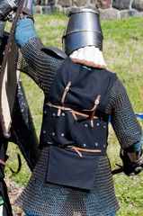 Reconstruction of knightly fight