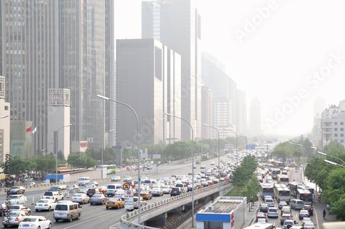 Foto op Aluminium Beijing Modern Beijing