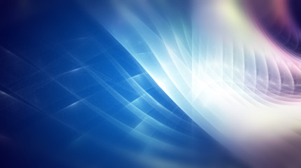 Fade blue, abstract background for creative design