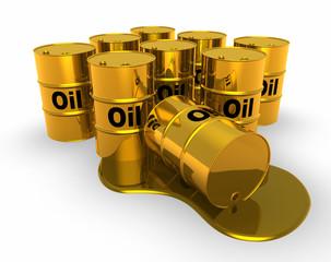Öl_Leck