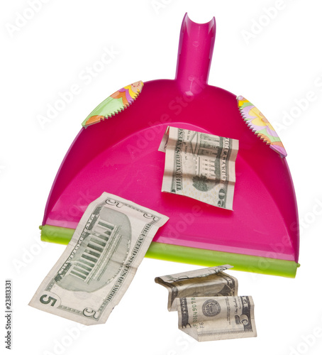 Cleaning The Budget