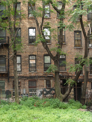 Abandoned NYC Apartment Building