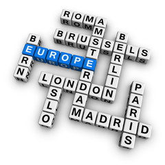crossword europe