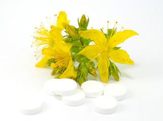 Johanniskraut, Gesundheit