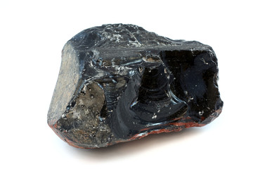 Isolated Obsidian