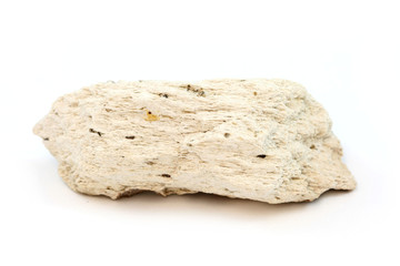 isolated sample of Pumice
