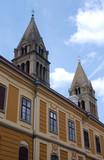 Pecs Kathedrale Ost Turm poster