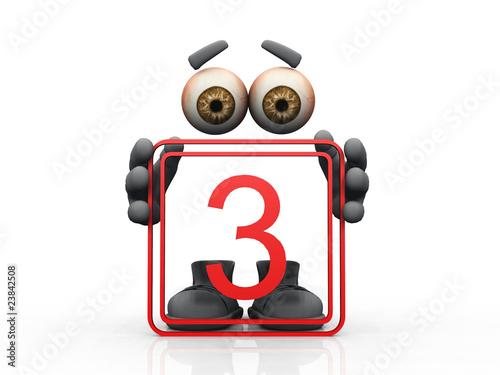 trois