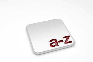 a-z letters