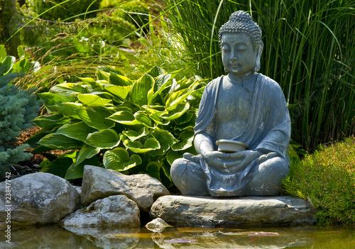 Fotobehang Japan Japan Kultur Zen Buddismus