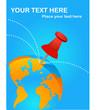 Travel destinations poster