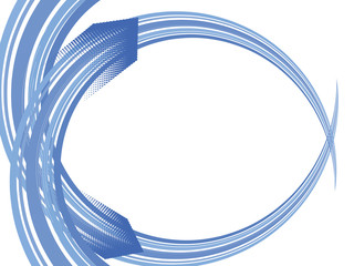 Abstraktes Grafik - Design