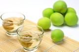 plum liqueur and plum