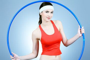 sport girl