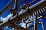 Industrial structure poster