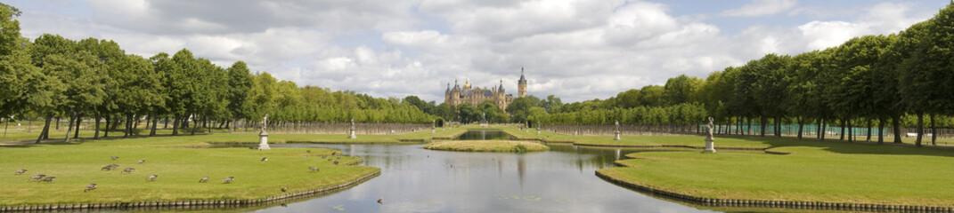 Panorama Schlosspark