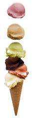 ice cream schichten xxl