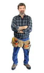happy tool man