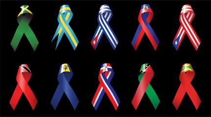 Ribbons of the Caribbean 1