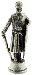 figurine de jeu d'échec, fond blanc