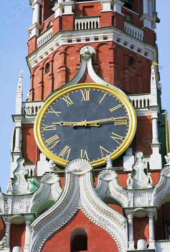 Kremlin chimes of the Spassky Tower t-shirt