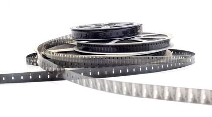 Pellicule noir et blanc - film cinéma