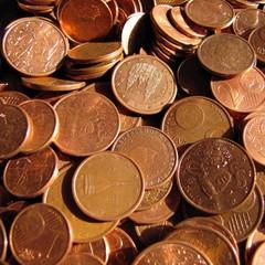 Petite monnaie d'euros