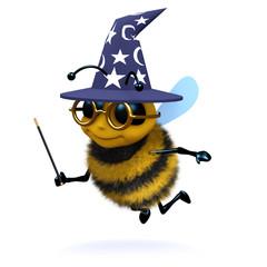 3d Wizard Bee