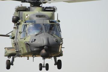 Deutsche Hubrauber im Krieg