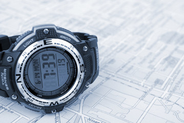 digital compass