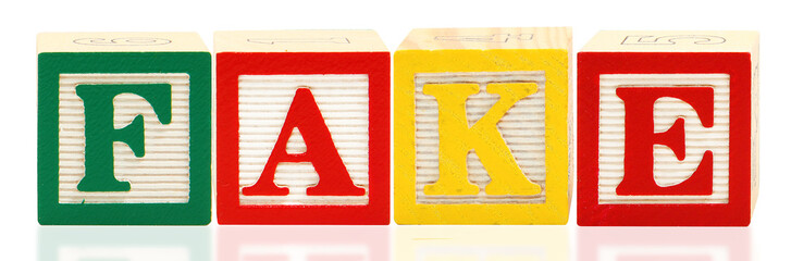 Alphabet Blocks FAKE