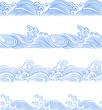 ocean wave set - 23904754