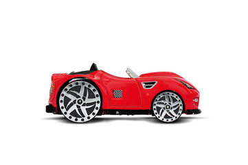 Toy roadster car