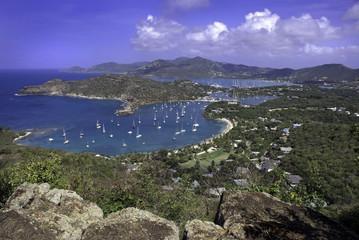 Nelson's Harbor , Antigua