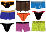 Man underpants
