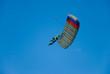 The parachutist