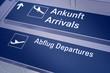 Flughafen - Ankunft - Abflug - 23919927