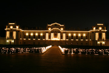 Marie palace