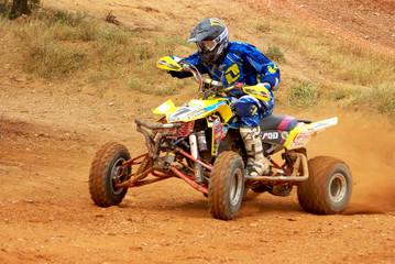 Championship of cross quad.