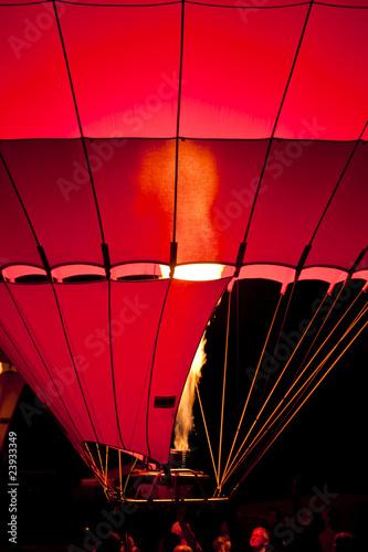 Aluminium Ballon Heißluftballon