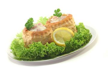 Geflügel-Ragout
