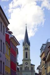 Stephanskirche in Konstanz, Bodensee