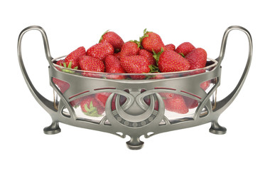 Stawberry bowl