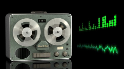 Video of a Sound Recording