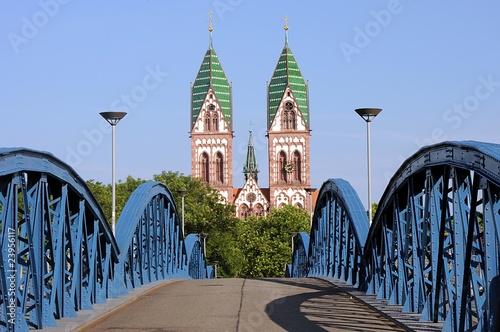 Freiburg - Stühlinger Kirche
