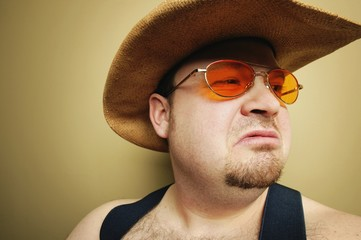 A Cowboy's Expression