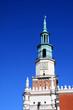 Rathausturm in Posen (Poznan)