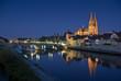 Altstadt Regensburg, Dom und Steinerne Brücke