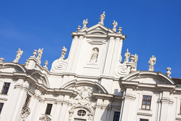 Kirche am Hof / Wien