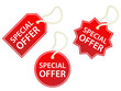 SPECIAL OFFER Labels (Stickers Sales Price Tags Shopping Stamps)